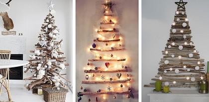 Albero Di Natale Fai Da Te.10 Idee Per Alberi Di Natale Particolari E Fai Da Te Businessonline It