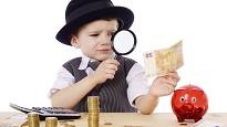 Come dare soldi figli
