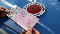 Foglio rosa patente B limitazioni
