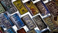 Documenti per cambiamento della targa auto