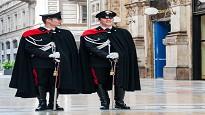 offesa carabinieri sentenza Cassazione