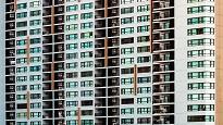 finestre colore diverso condominio