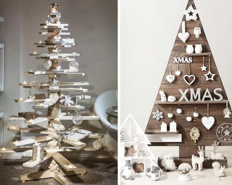Alberi di Natale originali: 10 idee creative da copiare