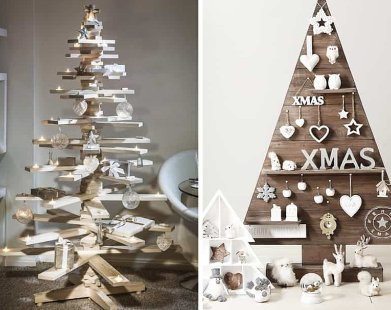 Foto Di Alberi Di Natale Originali.Alberi Di Natale Originali 10 Idee Creative Da Copiare