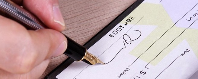 Assegno circolare: come compilare un assegno in pochi passi