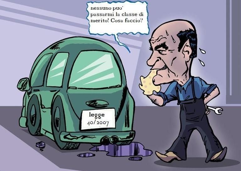 Assicurazioni legge Bersani: come funzionano?