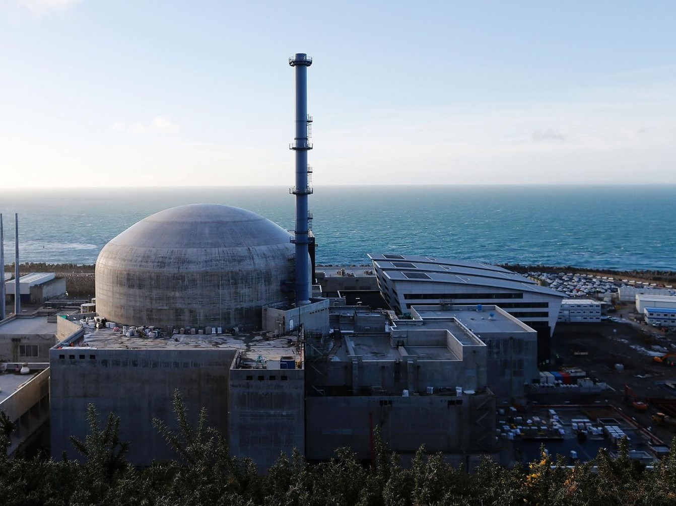 Centrale nucleare di Flamanville, Francia: l'incidente