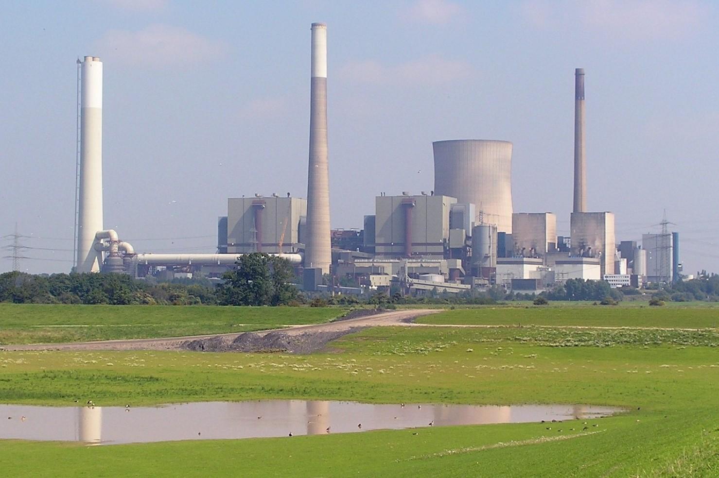 Centrali termoelettriche e impatto ambientale