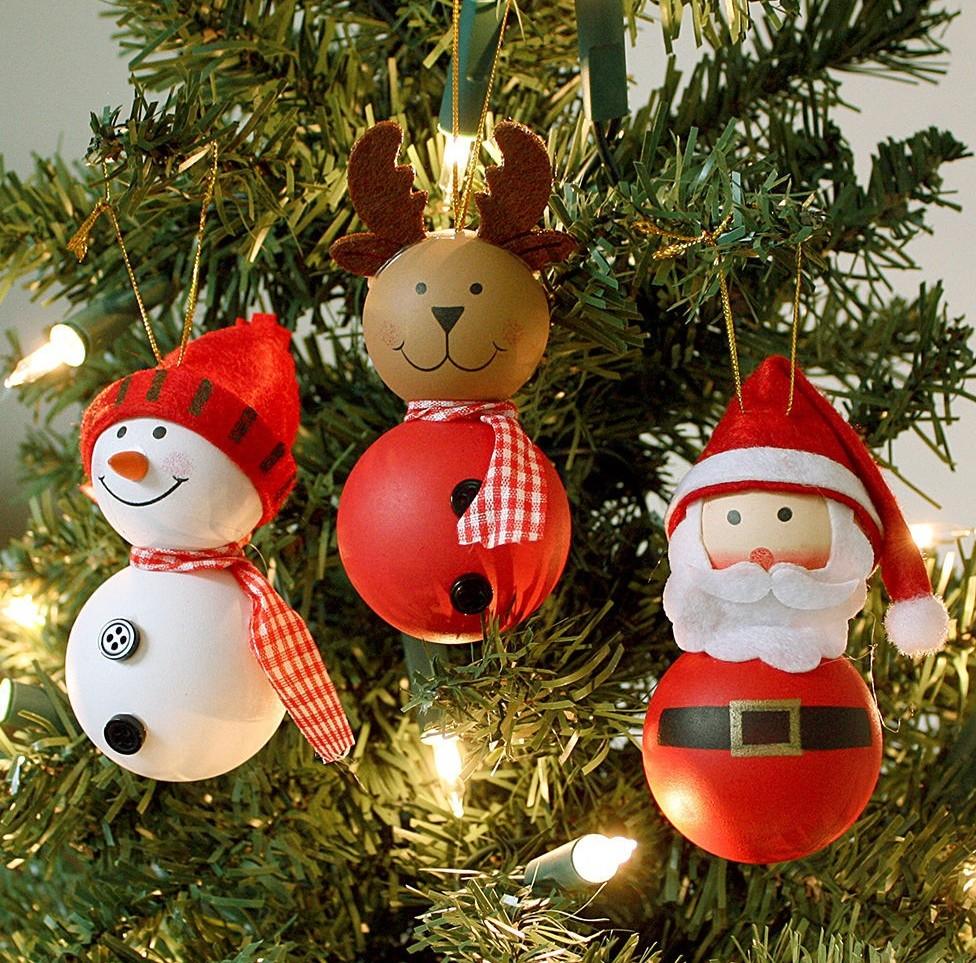 Albero Natale Decorato Rosso come addobbare l'albero di natale: idee per decorare