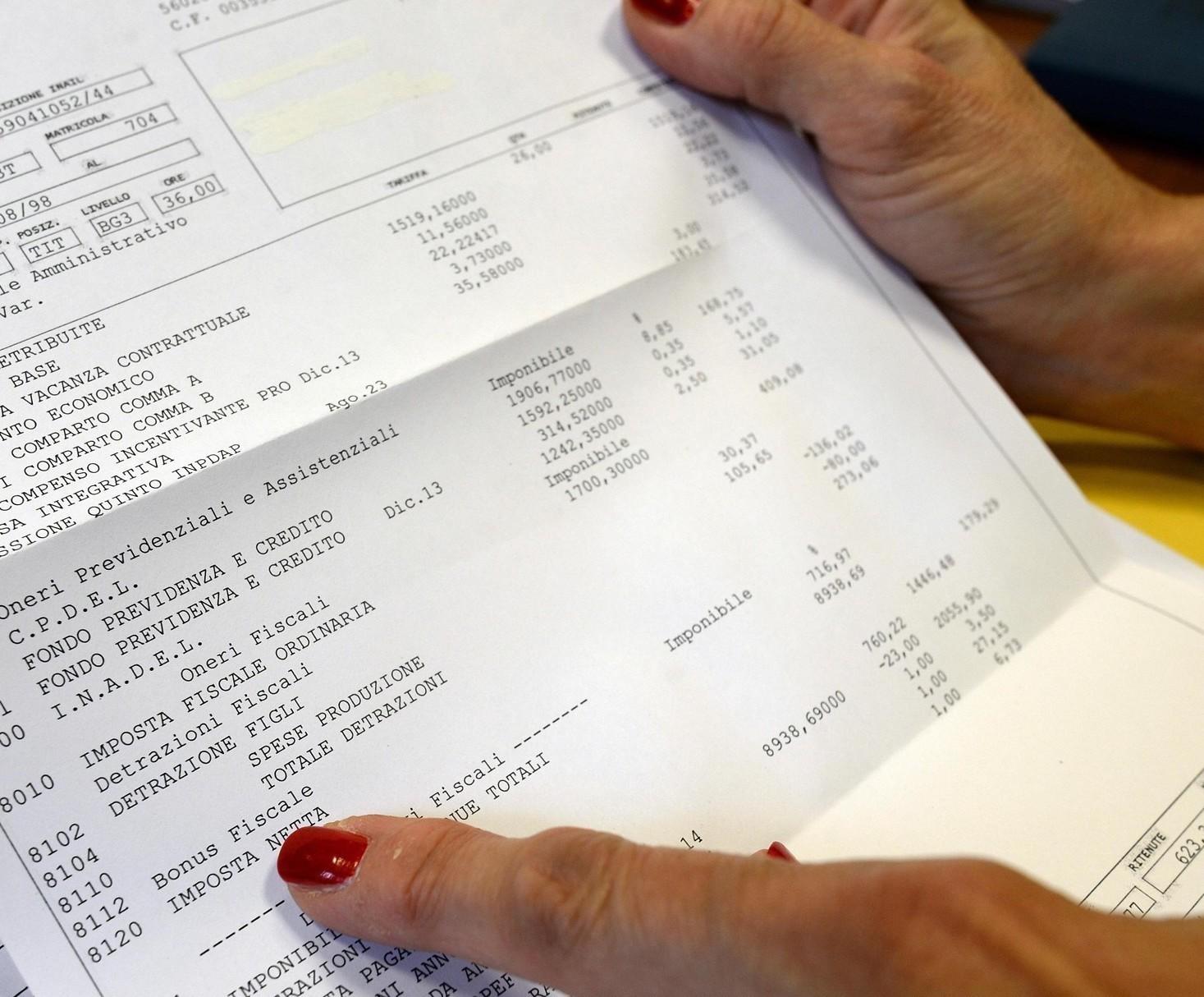 Come controllare che una busta paga sia corretta