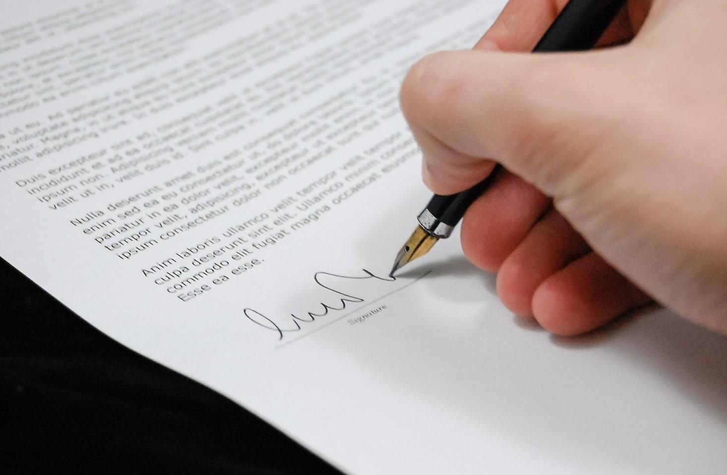 La scrittura privata: cos'è, autenticazione e valore ...