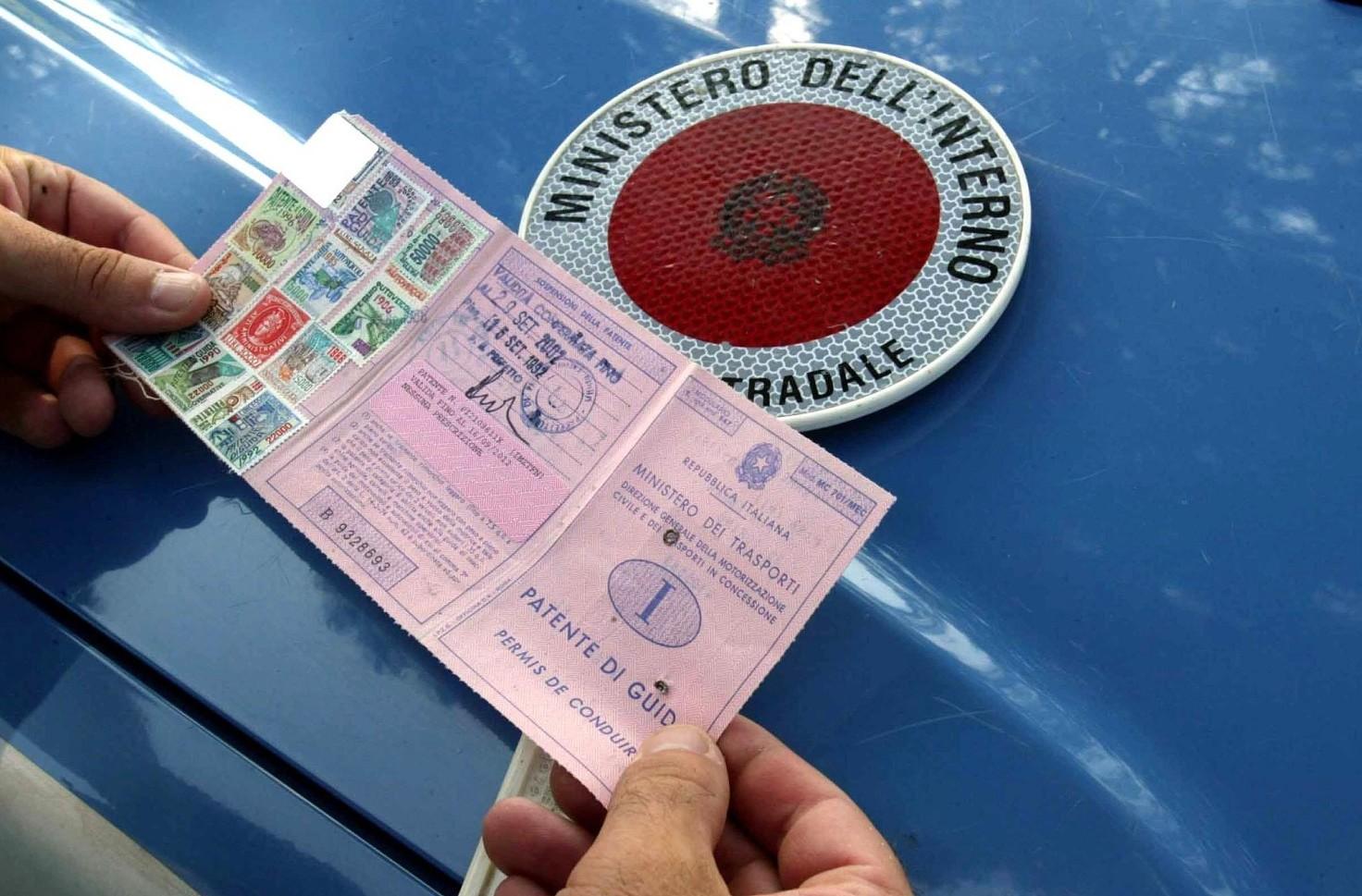 Come funziona il sistema a punti della patente