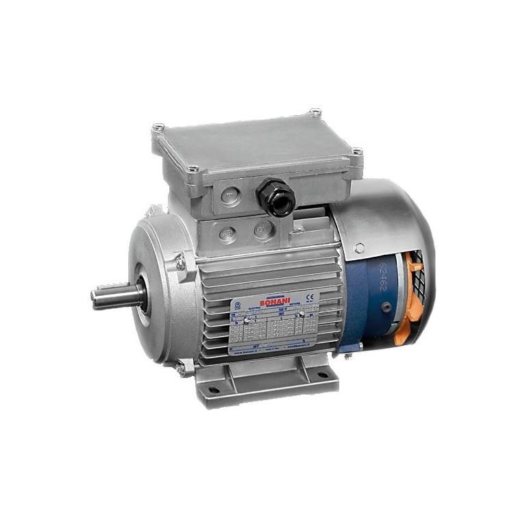 Come funziona un motore elettrico?