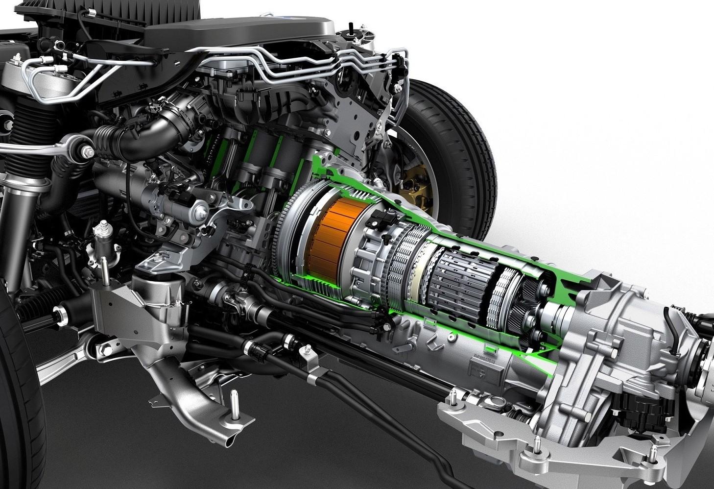 Come funziona un motore ibrido