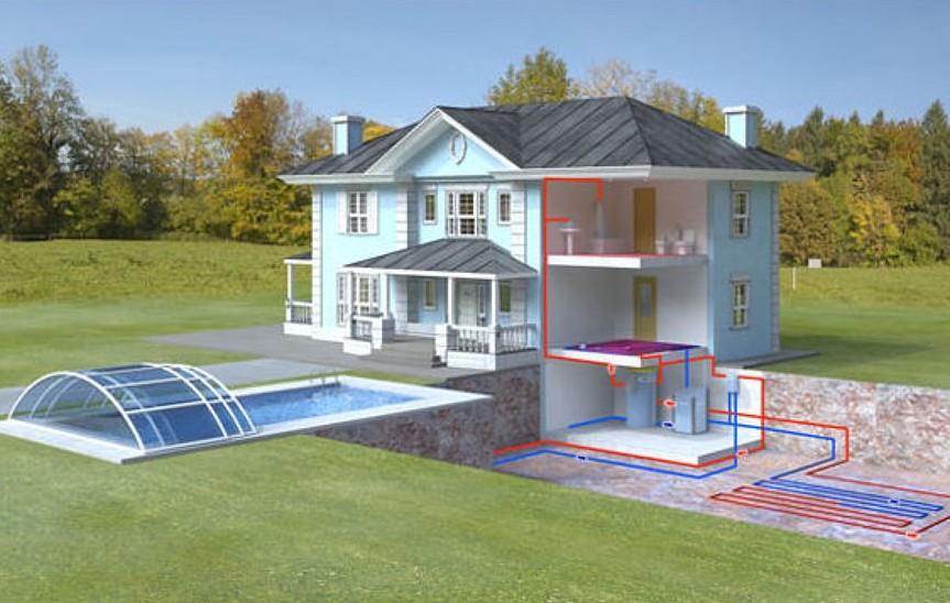 Come installare un impianto geotermico in casa
