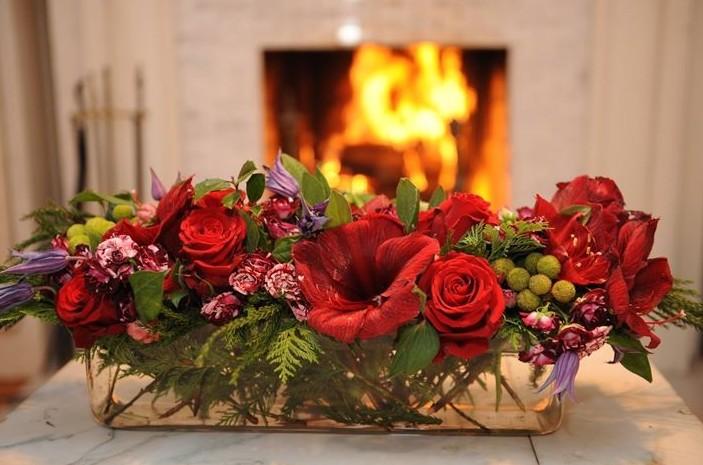 Composizioni floreali natalizie fai-da-te: idee e spunti