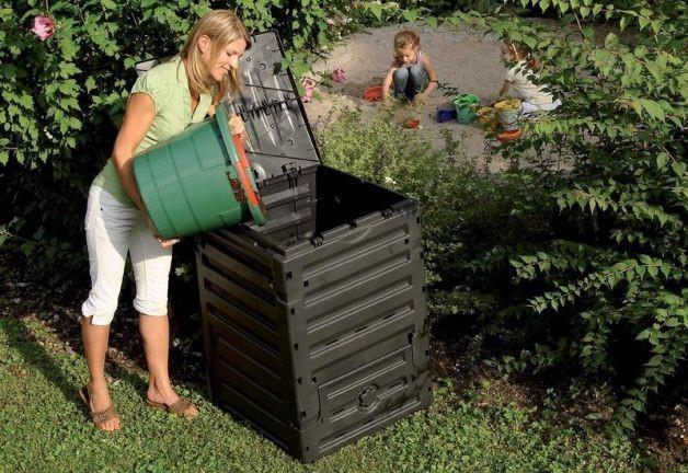 Compostaggio domestico: usare i rifiuti come concime