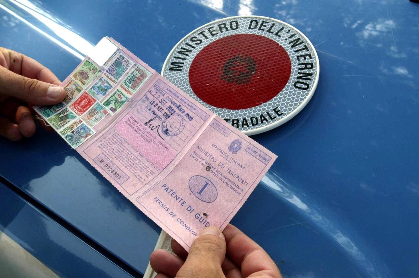 Controllo punti patente: il numero verde da chiamare
