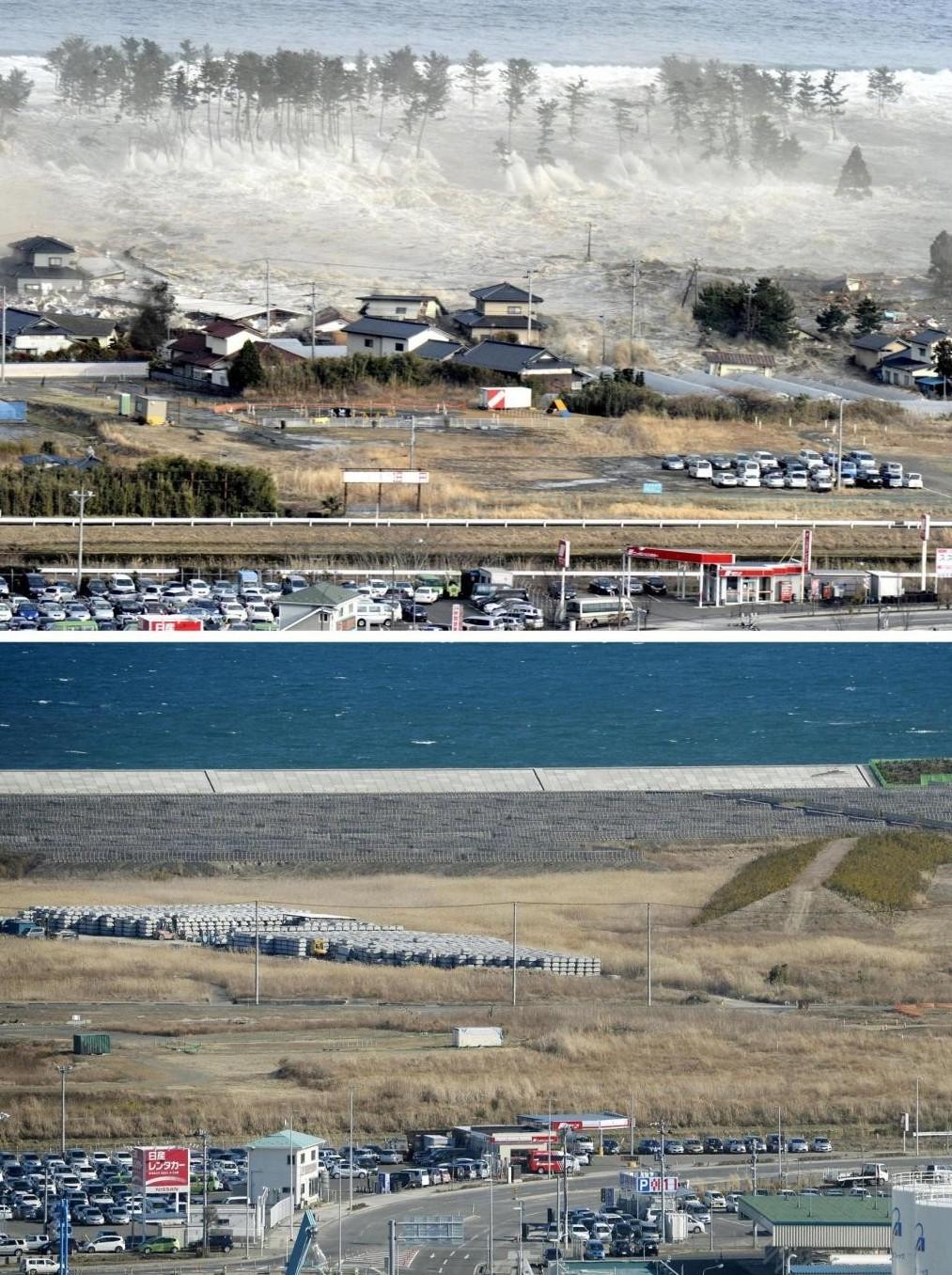 Cos'è successo nel terremoto di Fukushima del 2011