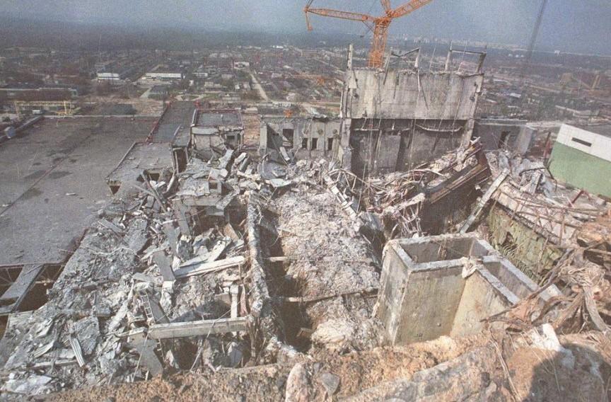 Cosa rimane di Chernobyl a 30 anni dal disastro