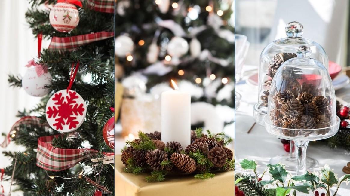 Decorazioni natalizie fai-da-te: 10 idee super originali