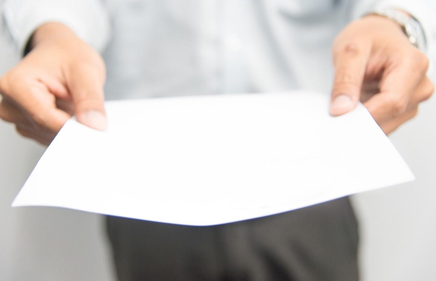 Dimissioni in bianco: significato e novità Jobs Act