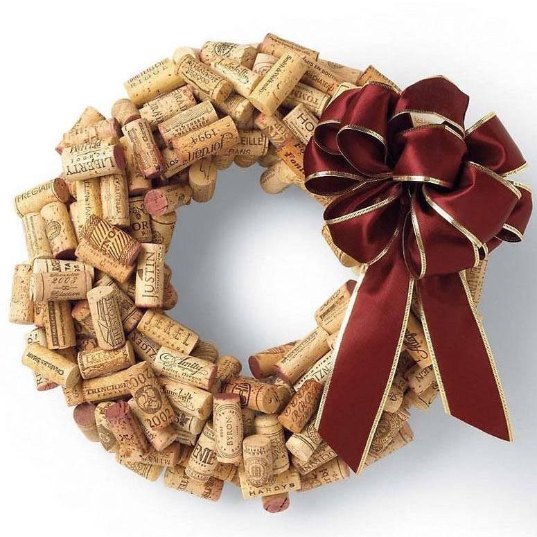 Ghirlande natalizie fai-da-te: tante idee originali