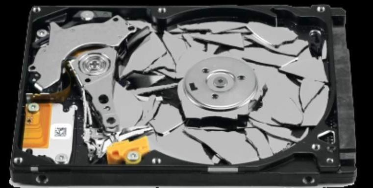 Guida al recupero dati da hard disk rotto o danneggiato