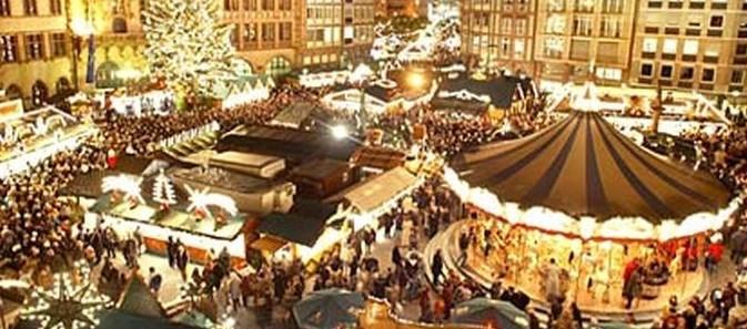 I 10 Mercatini di Natale 2017 più magici d'Europa