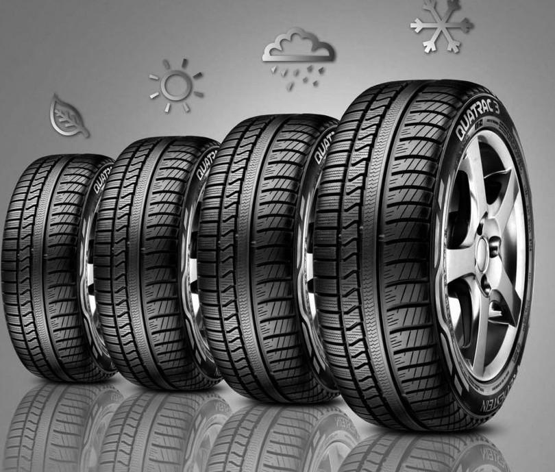 I pneumatici quattro stagioni: affidabilità, costi, qualità