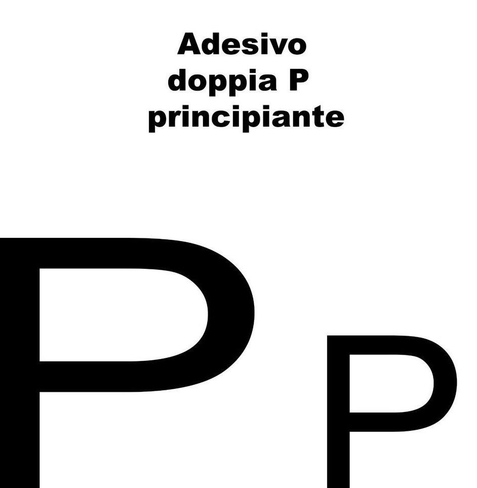 La P Principiante è obbligatoria per i neopatentati? PDF da stampare