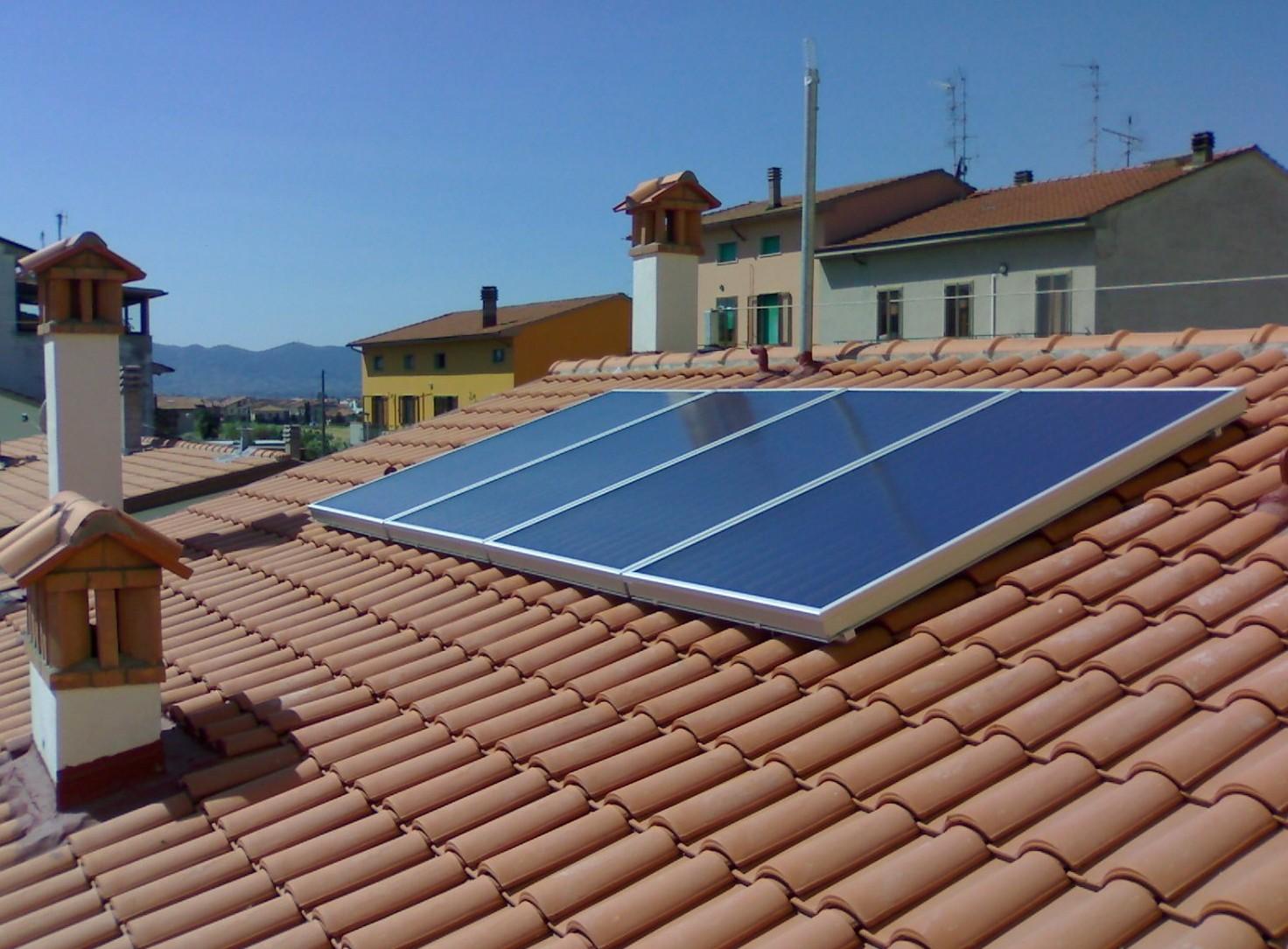 Pannelli solari termici: funzionamento e prezzi