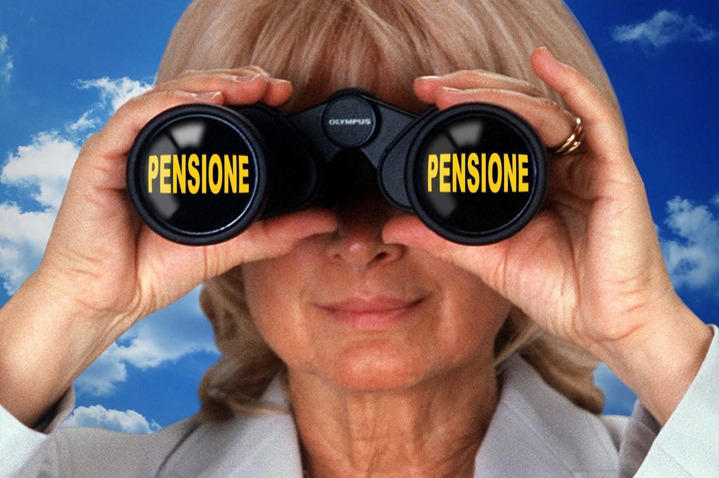 Pensione, età per le donne in cui si può uscire