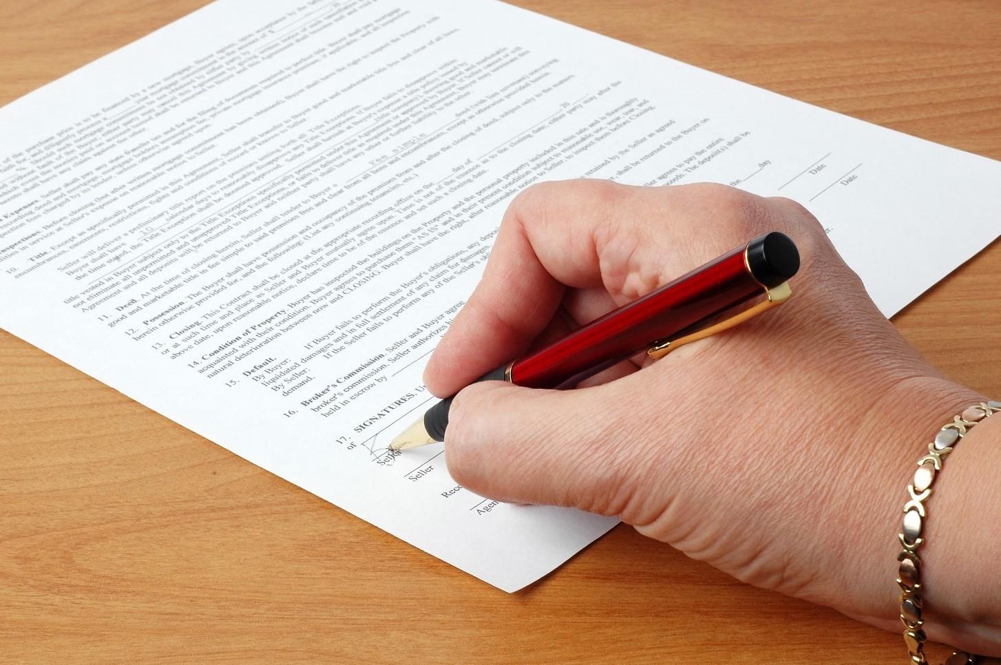 Recesso del contratto entro quanto tempo si può fare