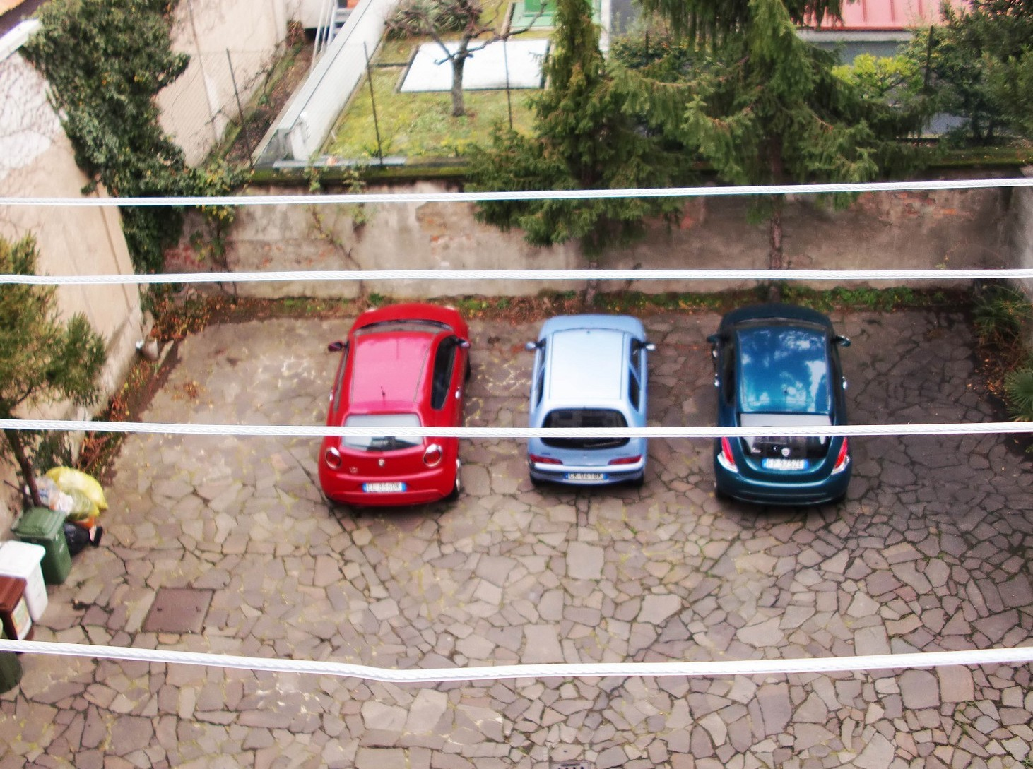 Regole e leggi su parcheggio condominio non residenti attualmente in vigore