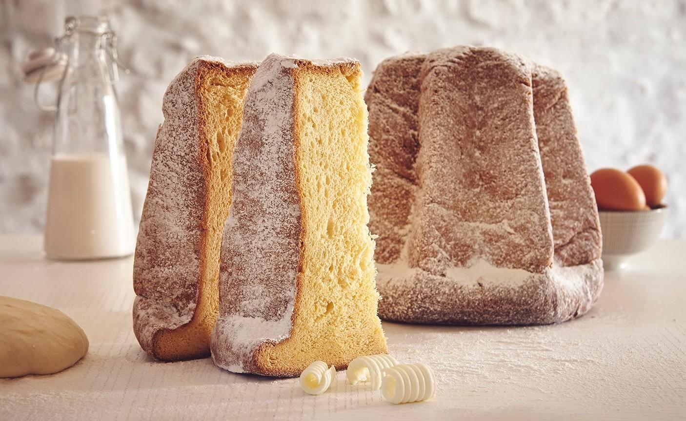Ricetta Pandoro: come fare un Pandoro fatto in casa