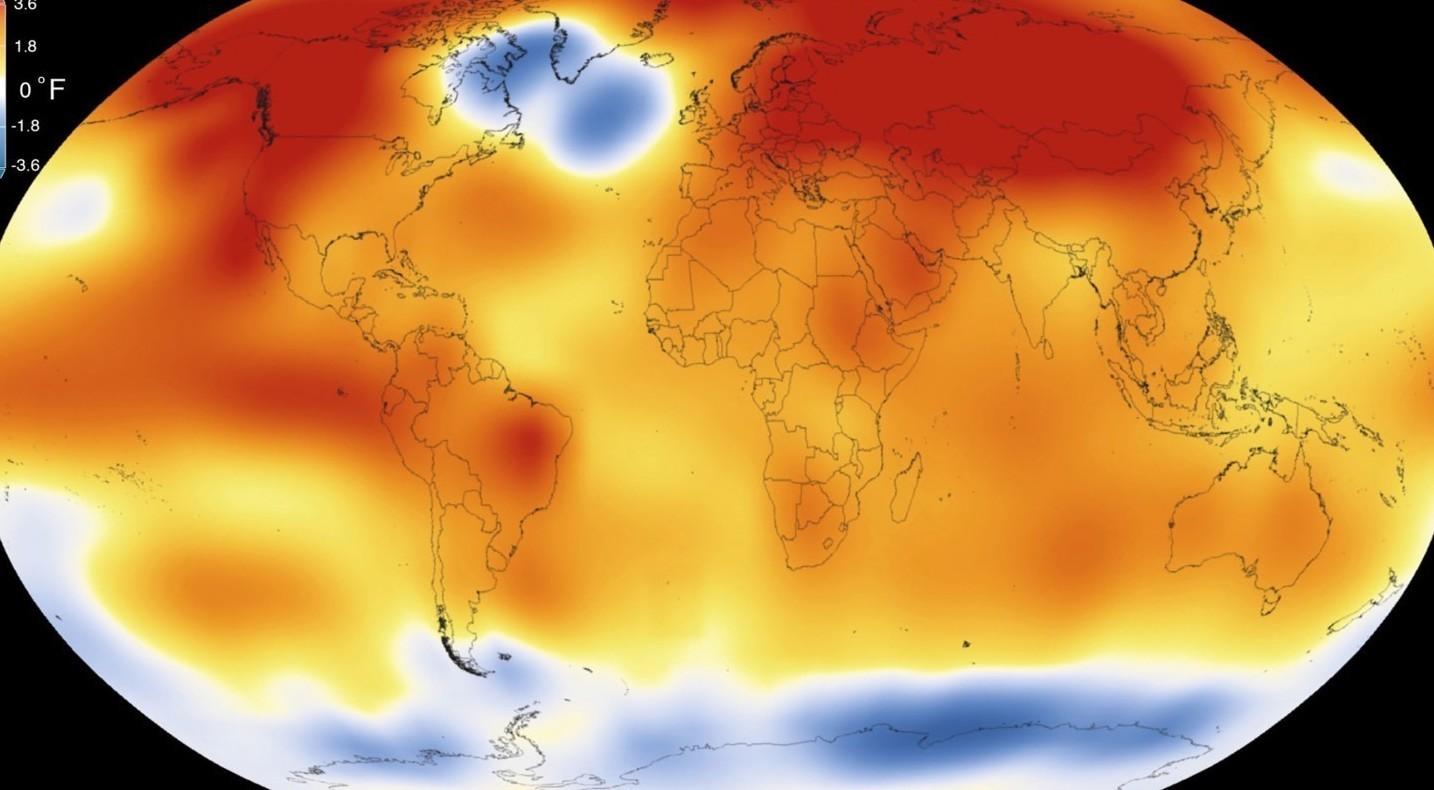 Riscaldamento globale: vero o falso?