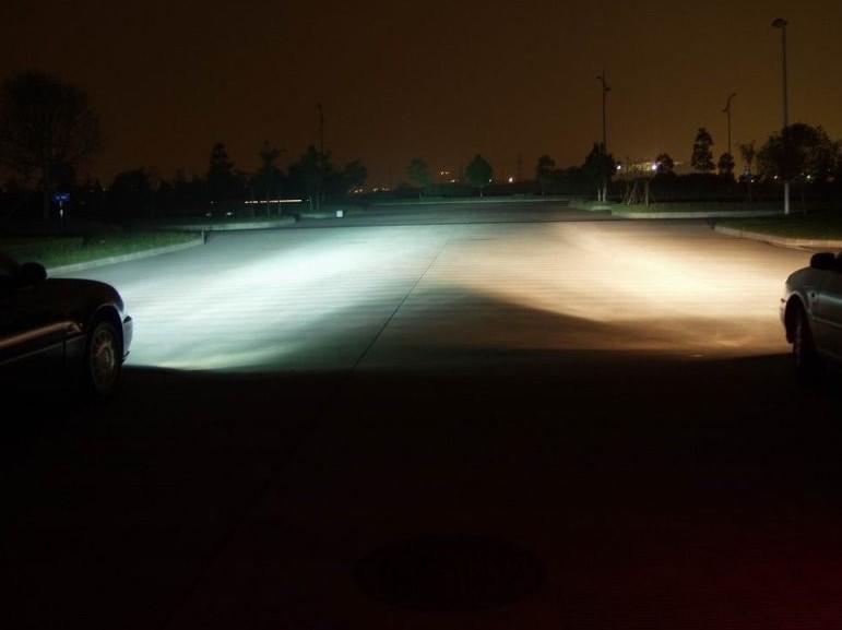 Tuning auto: i fari allo xenon sono legali?
