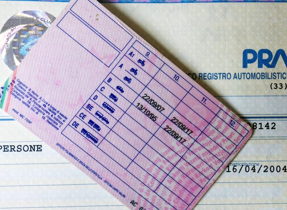 Validità della patente: la normativa vigente