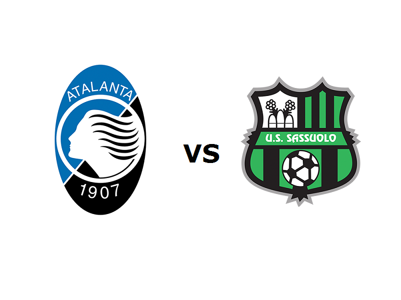 Atalanta Sassuolo streaming