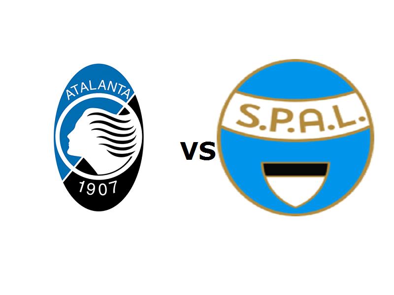 Atalanta SPAL streaming