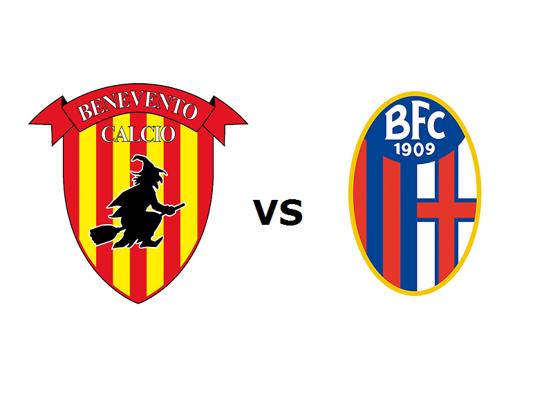 Benevento Bologna streaming