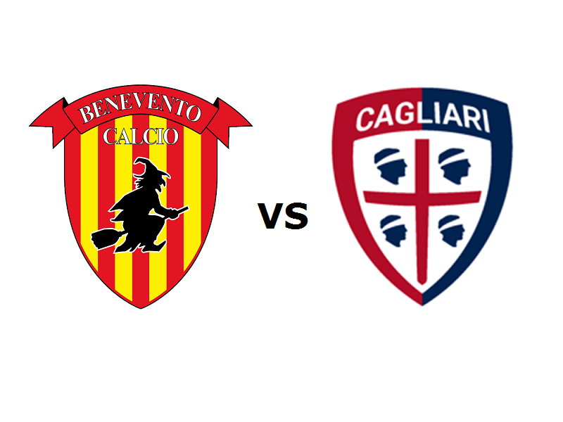 Benevento Cagliari streaming