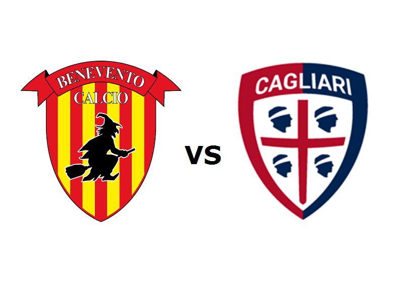 Benevento Cagliari streaming