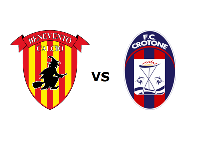 Benevento Crotone streaming