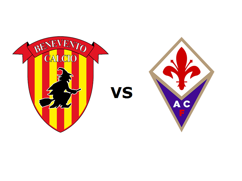 Benevento Fiorentina streaming