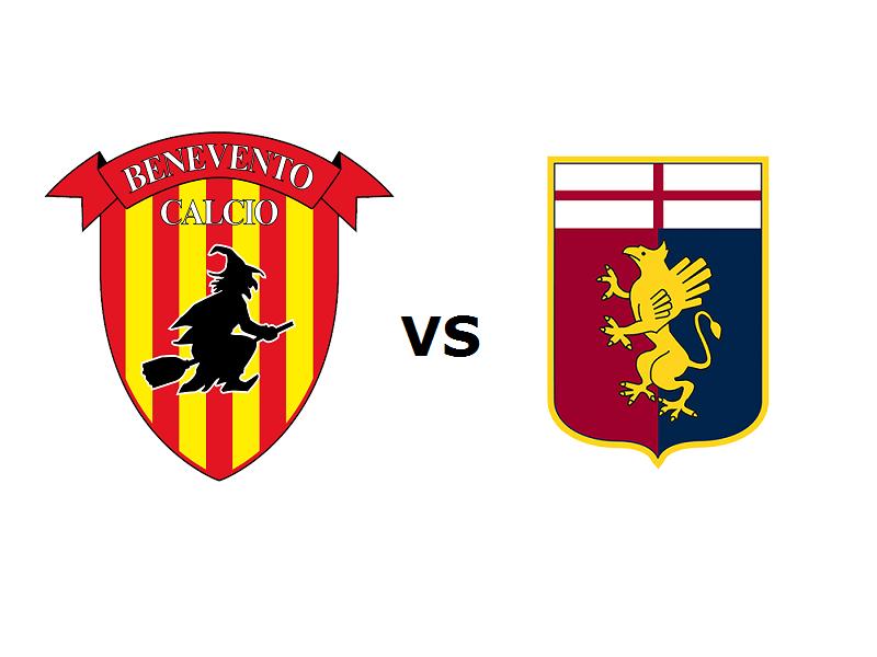 Benevento Genoa streaming