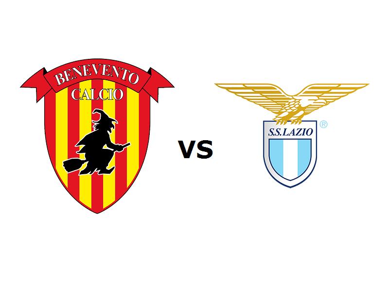 Benevento Lazio streaming