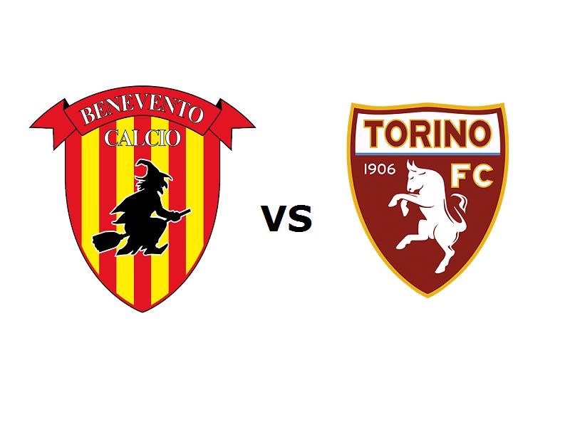 Benevento Torino streaming