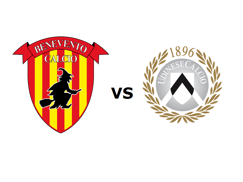 Benevento Udinese streaming